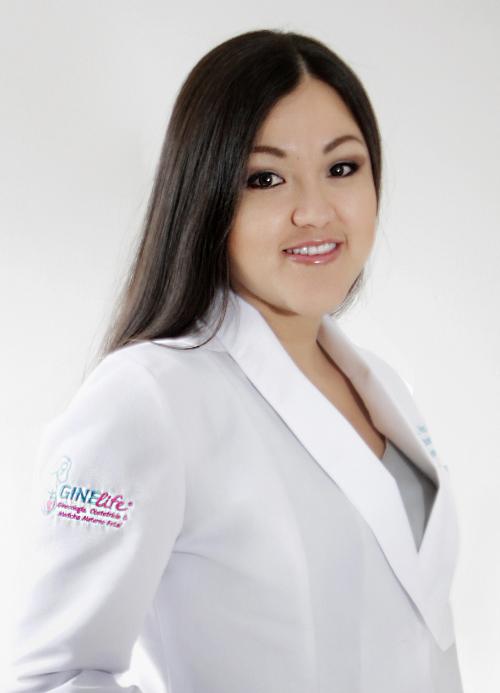 Dra Mayra Pérez Aguayo