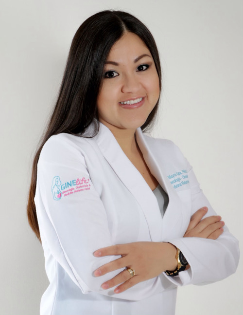 Dra. Mayra Pérez Aguayo - Ginecóloga
